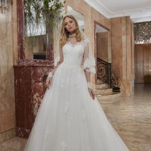 Robe de mariée AD Couture AD-2020-16 Capucine by Tomy Mariage