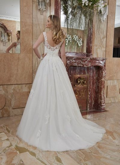 Robe de mariée AD Couture AD-2020-16 Charlene by Tomy Mariage