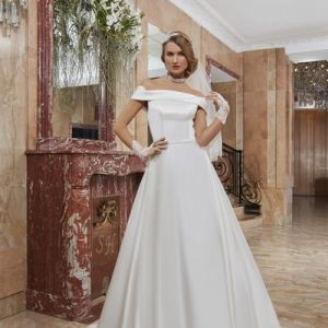Robe de mariée AD Couture AD-2020-15 Charlene by Tomy Mariage