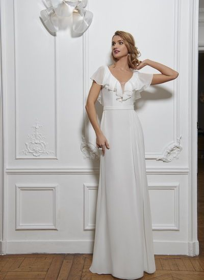 Robe de mariée AD-2020-11 Claire by Tomy Mariage