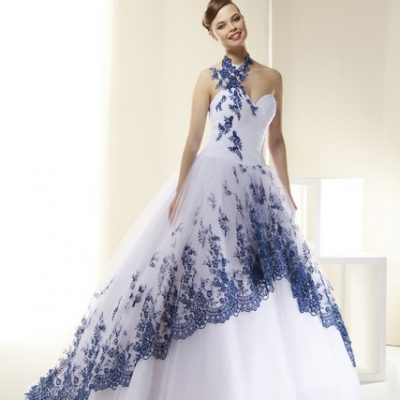 Robe de mariée AD Couture AD-2020-28 Marine by Annie Couture