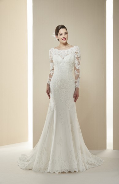 Robe de mariée AD Couture AD-2020-33 Modelee by Annie Couture