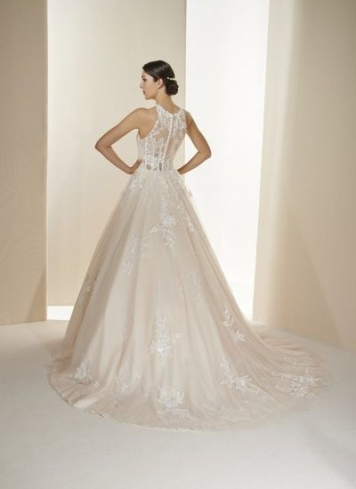 Robe de mariée AD Couture AD-2020-39 Modesty by Annie Couture