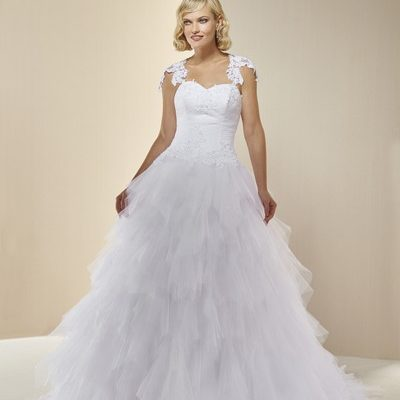 Robe de mariée AD Couture AD-2020-20 Montblanc by Annie Couture