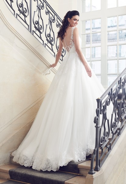 Robe de mariée AD Couture AD-2020-50 Roméa by Couture Nuptiale